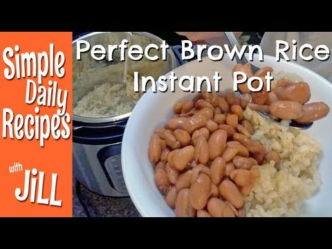 brown rice cooking instructions microwave