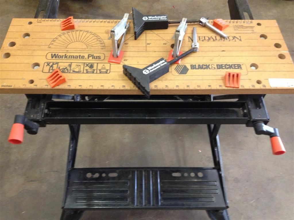 black & decker workmate 425 assembly instructions