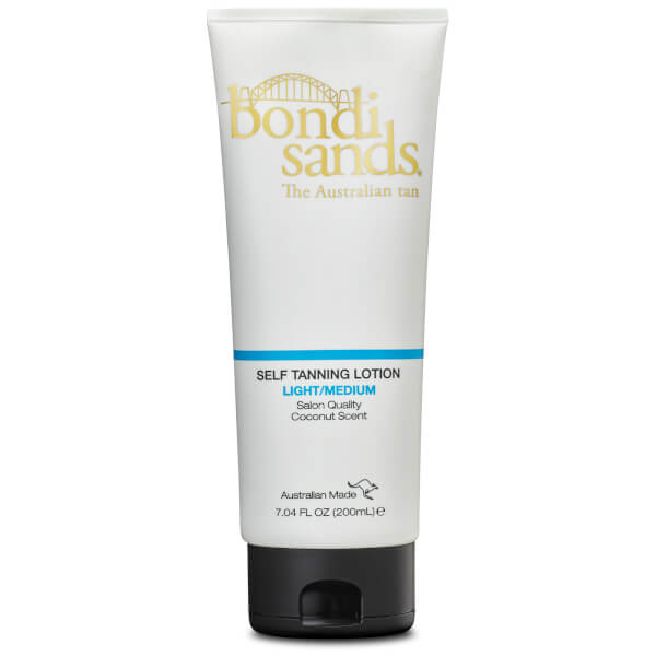 bondi sands lotion instructions