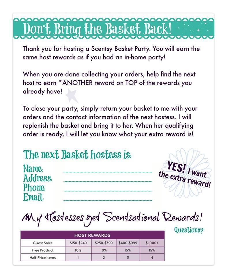 scentsy to go instructions