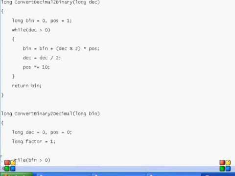 binary fraction to decimal converter with instructions