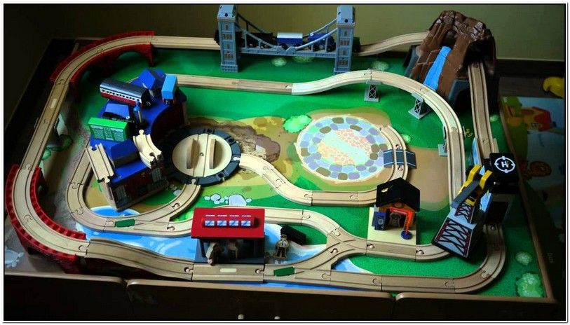 imaginarium express mountain rock train table assembly instructions