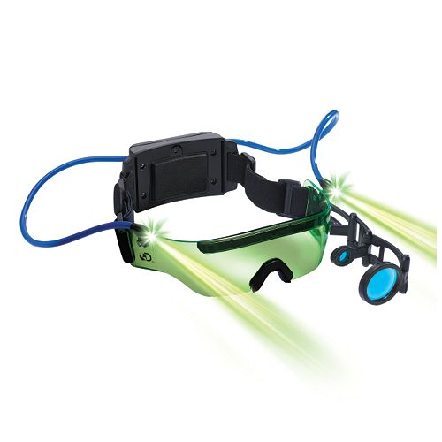discovery kids night vision goggles instructions
