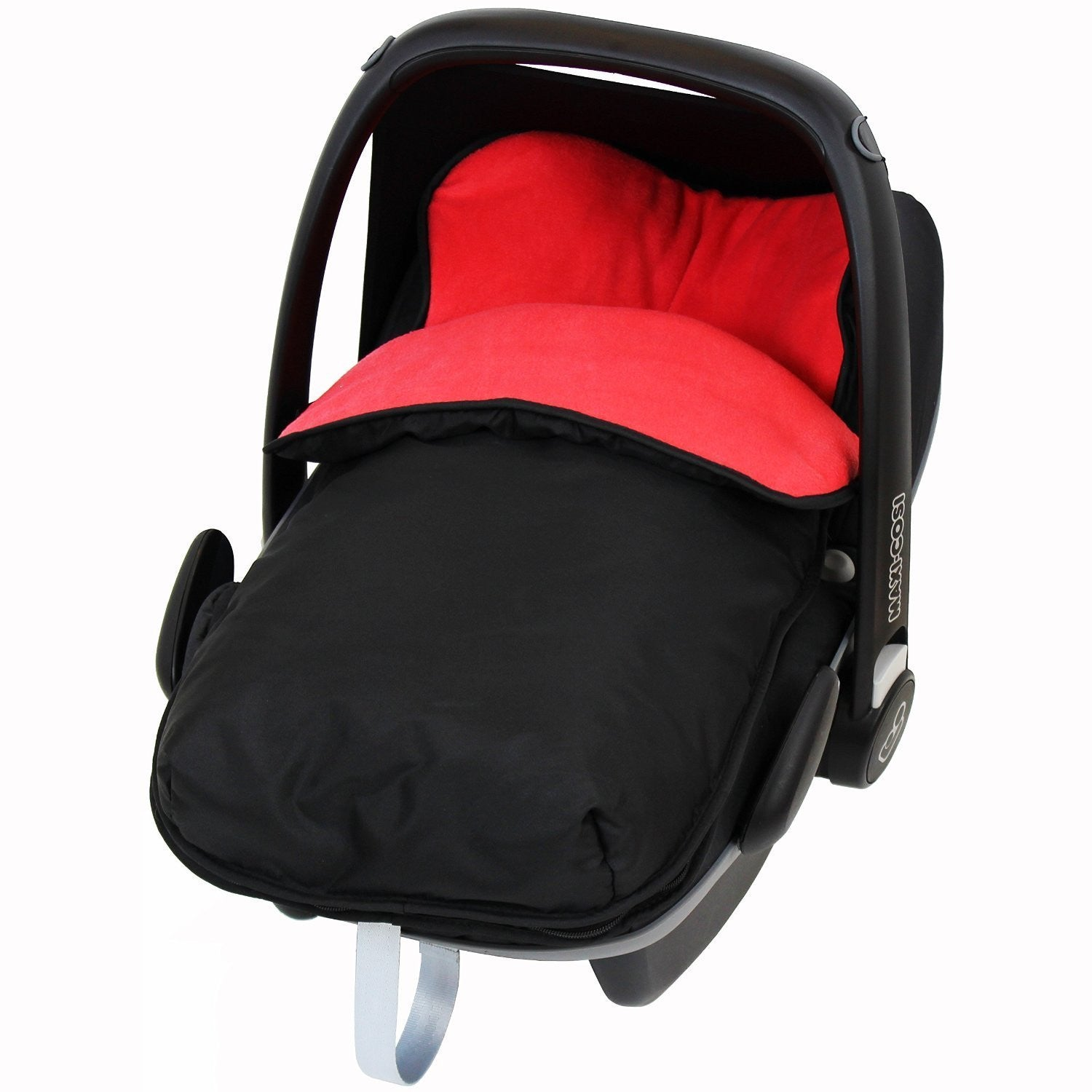 maxi cosi footmuff instructions
