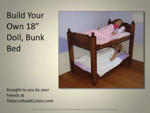 american girl bunk bed instructions