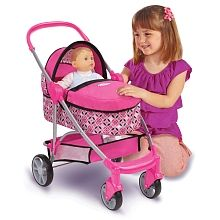 graco dynamo doll stroller instructions