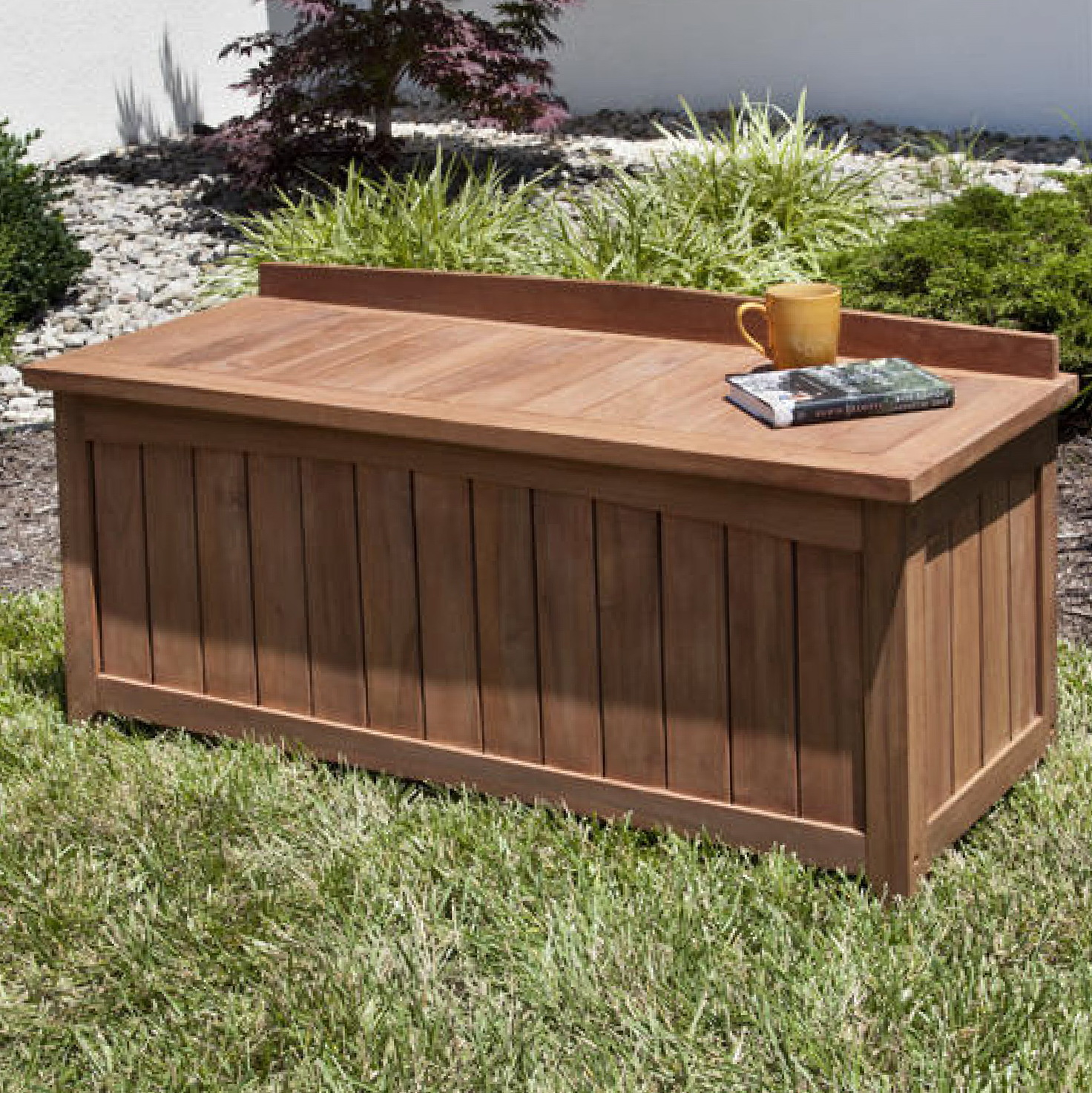 keter outdoor bench instructions